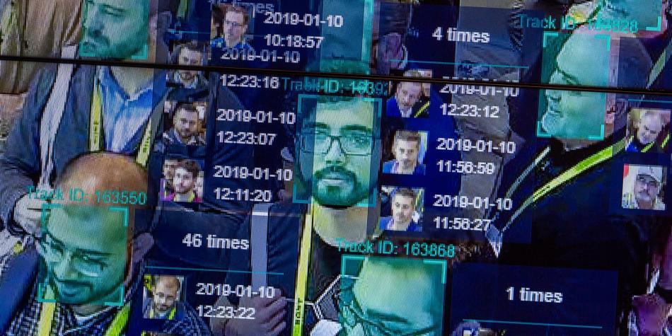 Lo que cree Microsoft del uso de reconocimiento facial en seguridad