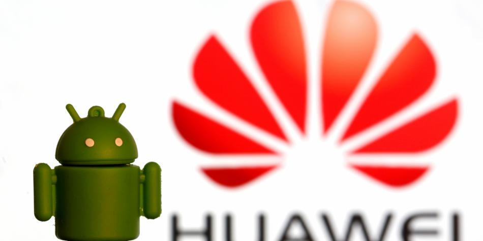 Estos son los celulares Huawei que se van a actualizar a Android 9